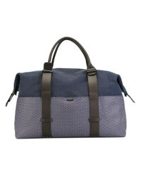 Zanellato | Blue Viandante Holdall for Men | Lyst