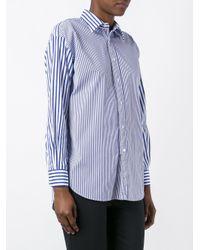 Polo Ralph Lauren - Blue 'ellen' Shirt - Lyst