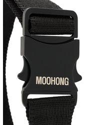 Moohong - Black Buckled Bracelet for Men - Lyst