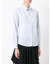 Etro - White Classic Shirt - Lyst
