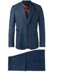 Paul Smith | Blue Three-piece Suit for Men | Lyst
