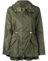 Women's Green Lotus Jacket
