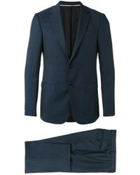 Z Zegna | Blue Single-breast Suit for Men | Lyst