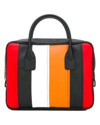 Comme des Garçons | Black Striped Tote Bag | Lyst
