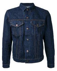 Orslow   Blue - Classic Denim Jacket - Men - Cotton - 2 for Men   Lyst