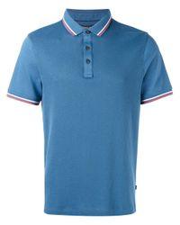 Michael Kors   Blue - Classic Polo Shirt - Men - Cotton - S for Men   Lyst