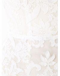Alex Perry - White Alaroy Dress - Lyst