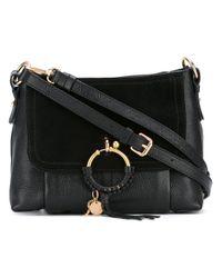 See By Chloé | Black 'hana' Cross Body Bag | Lyst