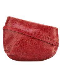 Marsèll | Red Distressed Crossbody Bag | Lyst