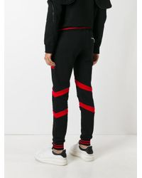 Philipp Plein - Black 'so Two' Jogging Trousers for Men - Lyst