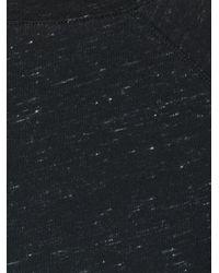 A.P.C. | Black Long Sleeve Sweater | Lyst