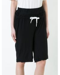First Aid To The Injured - Black Haemin Shorts - Lyst