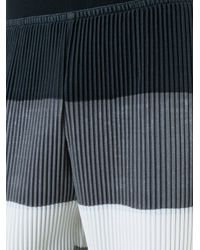 Homme Plissé Issey Miyake - Multicolor Pleated Pants for Men - Lyst