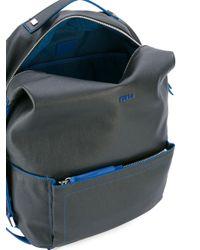 Furla - Black Icaro Backpack for Men - Lyst