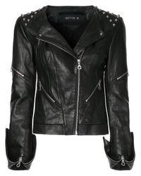 Kitx | Black Protector Biker Jacket | Lyst