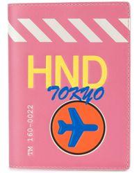 Tila March   Pink Tokyo Passport Cover   Lyst