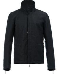 Taichi Murakami - Blue High Neck Jacket for Men - Lyst