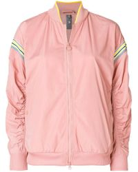 Adidas By Stella McCartney - Pink Training Track Jacket - Lyst
