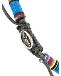 M. Cohen - Blue 'african' Bracelet - Lyst