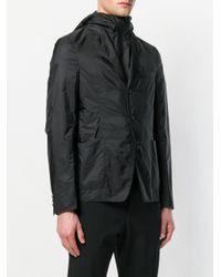 Prada - Black Polyamide Blazer for Men - Lyst