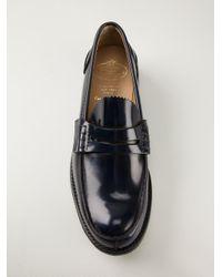 Church's - Black 'pembrey' Loafers for Men - Lyst
