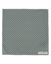Gieves & Hawkes - Green Classic Woven Scarf for Men - Lyst