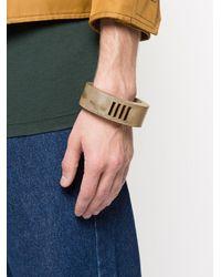 Parts Of 4 - Metallic 4-bar Punchout Bracelet - Lyst