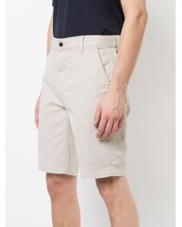7 For All Mankind Natural Chino Shorts for men