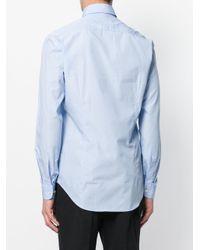Etro - Blue Mandy Shirt for Men - Lyst