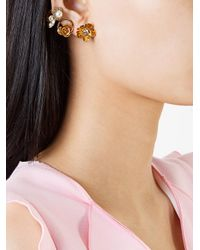 Ca&Lou - Metallic Saskia Earrings - Lyst