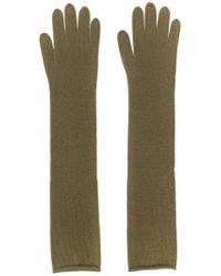 Joseph - Brown Long Gloves - Lyst