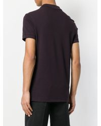 PS by Paul Smith - Multicolor Short Sleeve Polo Shirt for Men - Lyst