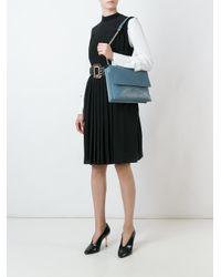 Lanvin - Blue Sugar Shoulder Bag - Lyst