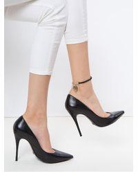 Camila Klein - Multicolor Pendant Woven Anklet - Lyst