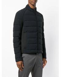 Peuterey - Black Padded Down Jacket for Men - Lyst