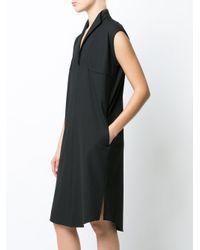 Zero + Maria Cornejo - Black Shift Dress - Lyst