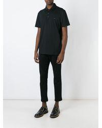 Michael Kors - Black Classic Polo Shirt for Men - Lyst