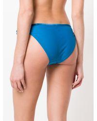 Marlies Dekkers - Blue Kiss Tie Bikini Bottoms - Lyst