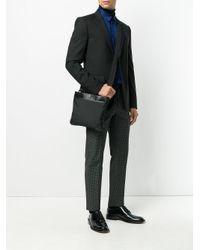 Montblanc - Black Jet Small Envelope Messenger Bag for Men - Lyst