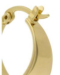 Iosselliani - Metallic Anubian Age Of Jazz Earrings - Lyst