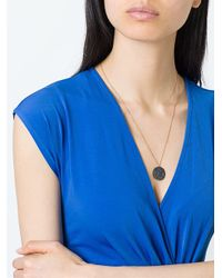 Astley Clarke - Black Large 'icon' Diamond Pendant Necklace - Lyst