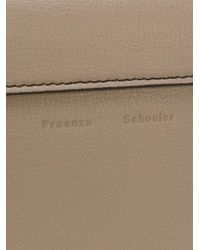 Proenza Schouler - Natural Ps11 Wallet With Strap - Lyst