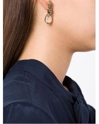 Camila Klein - Metallic Libelu Earrings - Lyst
