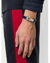 Northskull | Blue Hook Link Bracelet for Men | Lyst
