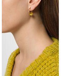 Iosselliani - Multicolor Puro Reversed Earrings - Lyst