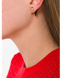 Catalina D'anglade | Metallic Iruka Earrings | Lyst