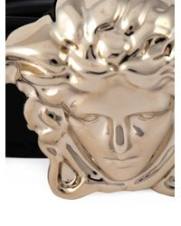 Versace - Black Medusa Bracelet - Lyst