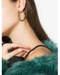 Spinelli Kilcollin - Metallic Pegasus Royal Hoop Earrings - Lyst