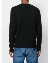 Polo Ralph Lauren | Black Teddy Bear Jumper for Men | Lyst