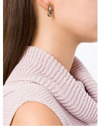 Camila Klein - Metallic Formiga Earrings - Lyst